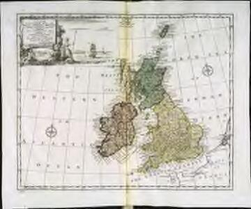 A new and accurate map of Great Britain [and] Ireland
