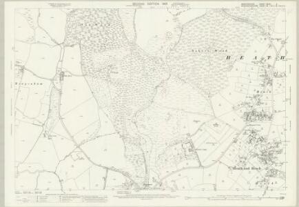 Bedfordshire XXVIII.2 (includes: Great Brickhill; Heath and Reach; Leighton Buzzard; Soulbury) - 25 Inch Map