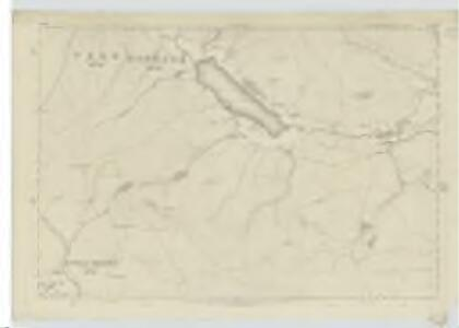 Perthshire, Sheet LXXI - OS 6 Inch map