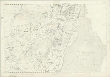 Cumberland LXXXVIII - OS Six-Inch Map