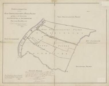 Oud Groenendijksche en Barrepolder, gemeente Hazerswoude en Zoeterwoude.