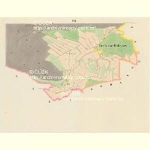 Lhotta ober Rohanow - c3934-1-005 - Kaiserpflichtexemplar der Landkarten des stabilen Katasters
