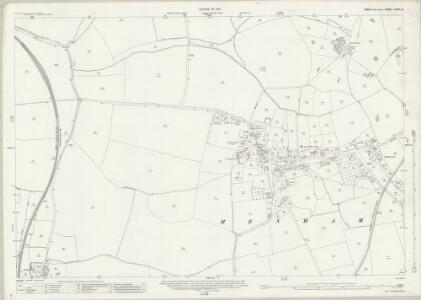 Essex (New Series 1913-) n XXIII.8 (includes: Henham) - 25 Inch Map