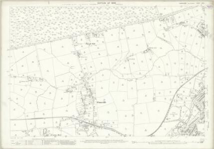 Hampshire and Isle of Wight XCV.1 (includes: Newport) - 25 Inch Map