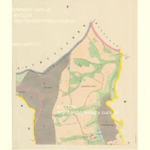 Sandau - c1416-1-002 - Kaiserpflichtexemplar der Landkarten des stabilen Katasters
