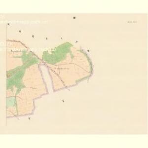 Spaniow (Spaniowo) - c7171-1-002 - Kaiserpflichtexemplar der Landkarten des stabilen Katasters