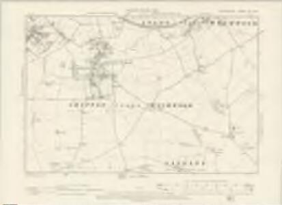 Oxfordshire XXV.NW - OS Six-Inch Map