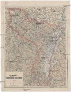 Carte des territoires Désannexés