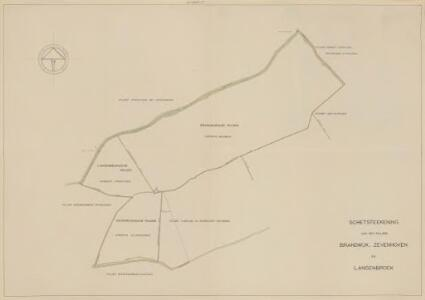 Polder Brandwijk, Zevenhoven en Langebroek, gemeente Brandwijk, Bleskensgraaf en Hofwegen en Streefkerk.