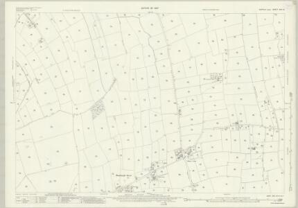 Suffolk XVII.16 (includes: Ilketshall St Margaret; Rumburgh; South Elmham All Saints and St Nicholas; South Elmham St Michael; Spexhall; Wissett) - 25 Inch Map