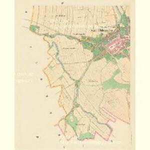 Dobruschka (Dobrusska) - c1200-1-003 - Kaiserpflichtexemplar der Landkarten des stabilen Katasters