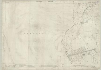 Wiltshire XLIV.6 (includes: Beckington; Berkley; Dilton Marsh; North Bradley; Southwick) - 25 Inch Map