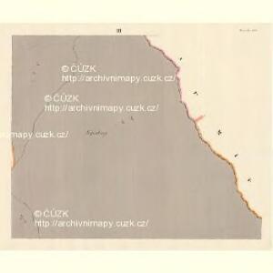 Laucžka - m1610-1-002 - Kaiserpflichtexemplar der Landkarten des stabilen Katasters