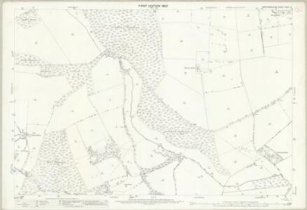 Bedfordshire XXV.6 (includes: Eversholt; Flitwick; Steppingley; Tingrith; Westoning) - 25 Inch Map