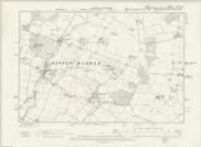 Essex XXII.SW - OS Six-Inch Map