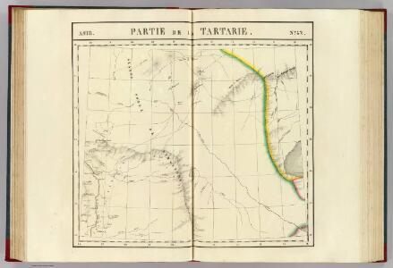 Partie, la Tartarie. Asie 42.