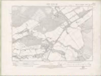 Ross and Cromarty Sheet LXV.SW - OS 6 Inch map