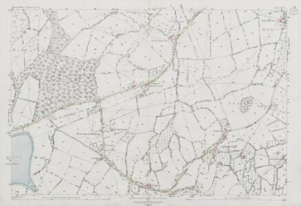 Somerset VI.13 (includes: Barrow Gurney; Bristol; Dundry; Long Ashton) - 25 Inch Map