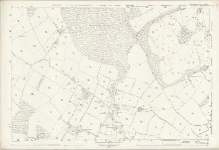 Buckinghamshire XXXIX.2 (includes: Ashley Green; Northchurch) - 25 Inch Map