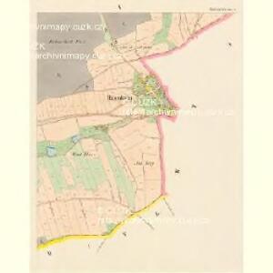 Katzengrün - c2958-1-004 - Kaiserpflichtexemplar der Landkarten des stabilen Katasters