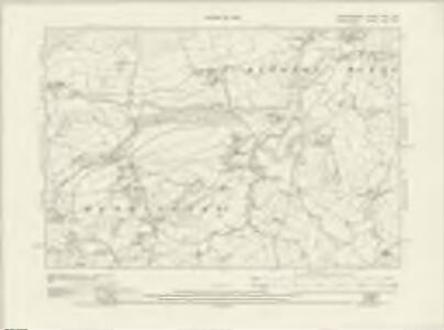 Herefordshire XVII.SW - OS Six-Inch Map