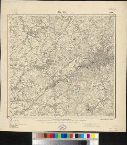 Meßtischblatt 2720 : Elberfeld, 1894