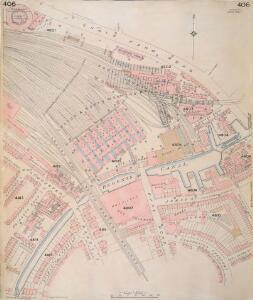 Insurance Plan of London Vol. xi: sheet 406