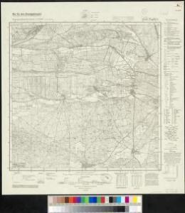 Meßtischblatt 3946 : Paplitz, 1942