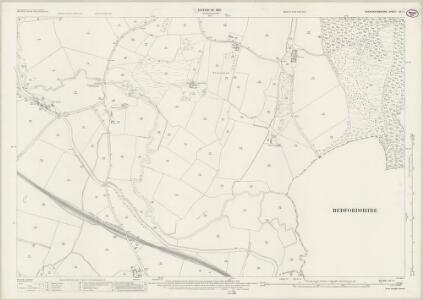 Buckinghamshire XX.11 (includes: Heath and Reach; Linslade; Soulbury) - 25 Inch Map