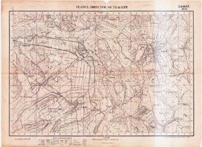 Lambert-Cholesky sheet 2475 (Camăr)
