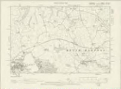 Flintshire XXV.SE - OS Six-Inch Map