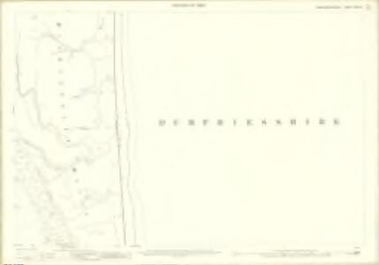 Kirkcudbrightshire, Sheet  038.06 - 25 Inch Map