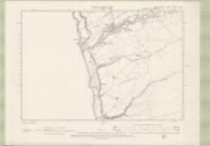 Argyll and Bute Sheet CCXLVI.NW - OS 6 Inch map