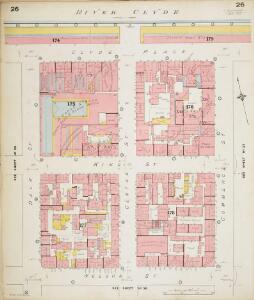 Insurance Plan of Glasgow Vol. II: sheet 26