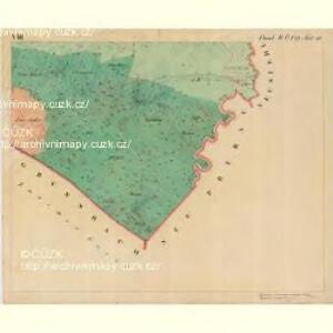 Fröllersdorf - m1088-2-008 - Kaiserpflichtexemplar der Landkarten des stabilen Katasters