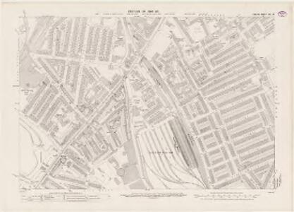 London VIII.22 - OS London Town Plan