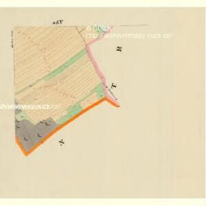 Duben - c1598-1-004 - Kaiserpflichtexemplar der Landkarten des stabilen Katasters