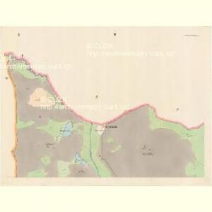 Eisendorf - c9392-2-001 - Kaiserpflichtexemplar der Landkarten des stabilen Katasters