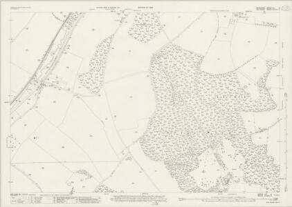 Berkshire XLI.2 (includes: Froxfield; Hungerford; Little Bedwyn; Shalbourne) - 25 Inch Map