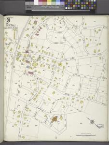 Staten Island, V. 2, Plate No. 181 [Map bounded by Midland Rd., Galvin Pl., Hillcrest Ave., Montvale Pl., Lindenwood Pl.]