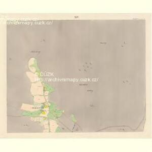 Paulusbrunn - c5672-1-013 - Kaiserpflichtexemplar der Landkarten des stabilen Katasters