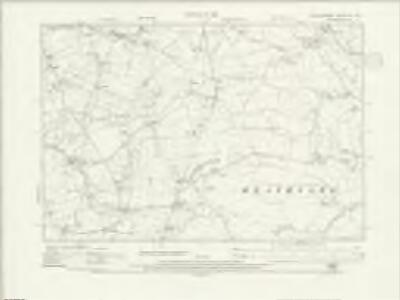 Staffordshire IV.NE - OS Six-Inch Map