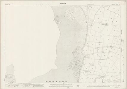 Anglesey XI.4 (includes: Holyhead Rural; Llanfachreth; Llanfaethlu) - 25 Inch Map