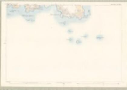 Argyll and Bute, Sheet LXXIX.1 (Tiree) - OS 25 Inch map