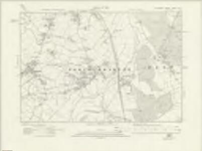 Wiltshire XXXVIII.SE - OS Six-Inch Map