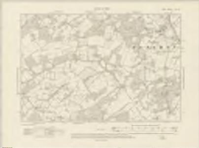 Kent LXI.SE - OS Six-Inch Map
