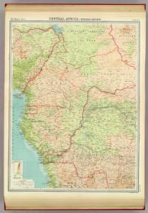 Central Africa - western section.