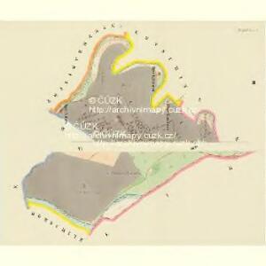 Kozoged (Kozogedi) - c3466-1-003 - Kaiserpflichtexemplar der Landkarten des stabilen Katasters