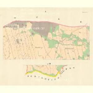Herautz (Herotice) - m0691-1-001 - Kaiserpflichtexemplar der Landkarten des stabilen Katasters