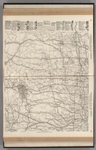 AutoTrails Map, North Dakota, South Dakota, Northern Nebraska, Eastern Montana, Eastern Wyoming, Western Minnesota.